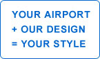 custom banner for travel bags and journals