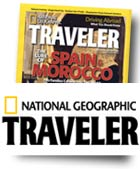 National Geographic Traveler Air Wear